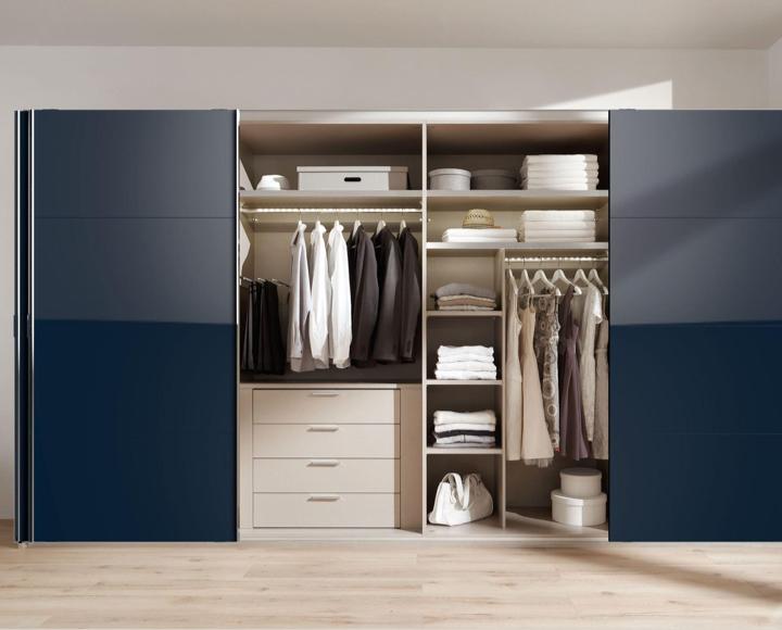 Modular solution for Wardrobe interior designs catalogue
