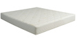 8 inch Memory Ortho Single Mattress in Light Green Color by Springtek Ortho Coir