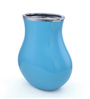 @ Home Blue Ceramic Angelic Vase