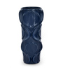 @ Home Blue Ceramic Homely Ink Tall Vase