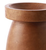 @ Home Multicolour Rosewood Liner Small Vase