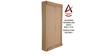 (Protector Free)  5 Inches Coir Folding  Mattress in Grey Colour by Springtek Ortho Coir