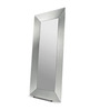 Sovet Transparent Glass Denver Wall Mirror
