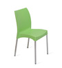 Novella 07 Chair in Green Colour by Nilkamal