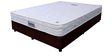 10 Inches Thick Euro Top Memory Foam Mattress in Off-White Colour by Boston