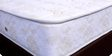 10 Inches Thick Pocket Spring Mattress in Off-White Colour by Boston