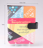 10am Multicolour Ring Bound Inspirational Diary with 100 Sheets
