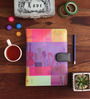 10am Multicolour Ring Bound Music Diary with 100 Sheets