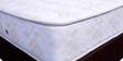 6 Inches Thick Bonnel Spring Mattress in Off-White Colour by Boston