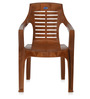 6020 Chair Set of Four in Pear Wood Colour by Nilkamal