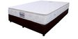 8 Inches Thick Pocket Spring Pillow Top Mattress in Off-White Colour by Boston