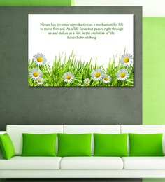 999Store Vinyl Louis Schwartzberg Quote Durable & Washable Wall Sticker