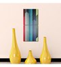 999Store Sun Board 15 x 17 Inch Colorful Stripes Durable Painting - Set of 2
