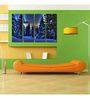 999Store Sun Board 10 x 29 Inch Snowy Trees Wear & Tear Resistant Painting - Set of 4