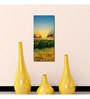 999Store Sun Board 15 x 17 Inch Sunrise At Sunflower Durable Painting - Set of 2