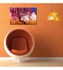 999Store Sun Board 10 x 29 Inch Blush Tree Sturdy Painting - Set of 4