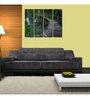 999Store Sun Board 10 x 29 Inch Wooden Bridge Sturdy Painting - Set of 4