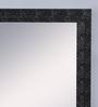 999Store Black Fibre Decorative Wall Mirror