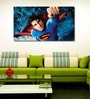 999Store Vinyl Superman Wall Sticker