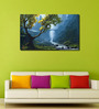 999Store Vinyl 60 x 0.4 x 36 Inch Waterfall Painting Unframed Digital Art Print