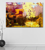 999Store Vinyl 72 x 0.4 x 48 Inch Contemporary Abstract Painting Unframed Digital Art Print