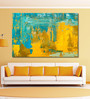 999Store Vinyl 72 x 0.4 x 48 Inch Modern Contemporary Abstract Painting Unframed Digital Art Print