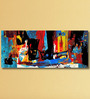 999Store Vinyl 96 x 0.4 x 36 Inch The Abstract Painting Unframed Digital Art Print