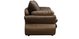A2 Two Seater Sofa in Golden Brown Leatherette by Sofab