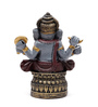Aapno Rajasthan Multicolour Resin Ganesha Idol Showpiece