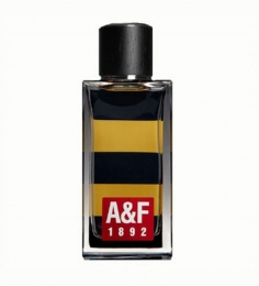 Abercrombie & Fitch 1892 Yellow Cologne Spray For Men 50 ml