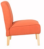 Abilio Accent Chair in Cinnamon Finish by CasaCraft