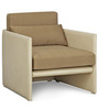 Accent Chair in Sand Colour by FurnitureTech