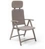 Acquamarina Relax Chair in Tortora Finish by Nardi