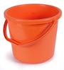 Action Orange Plastic 18 L Bucket