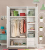 Active Large Wardrobe by Cilek Room