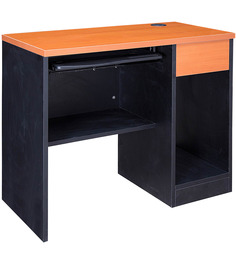 pine crest admire office table 4. Finest Admire Computer Table In Cherry U Black Colour By Pine Crest. Crest Office 4 B