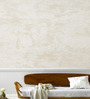 Floor and Furnishings Off White Paper Wallpaper