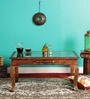 Aravinda Hand Painted Coffee Table by Mudramark