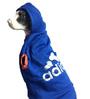 Adidog Dazling Dog hoodie in Black and Green (Size 21)