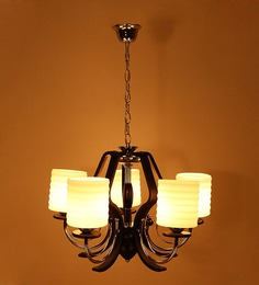 Aesthetics Home Solution Contemporary 5 Lights Chandelier