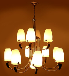 Aesthetics Home Solution 13 lights Chandelier