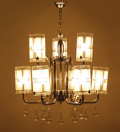 Aesthetics Home Solution Contemporary 9 Lights Chandelier
