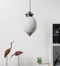 Aesthetics Home Solution White Glass Hanging Lights