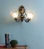 Bayley Wall Light in White by Amberville