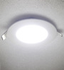 San Vincenzo Ceiling Lamp in White by CasaCraft