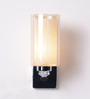 San Pedro Sula Wall Light in Beige by CasaCraft