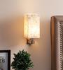 Adriana Wall Light in Beige by CasaCraft