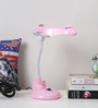 Estela Study Lamp in Pink by CasaCraft
