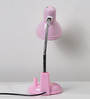 Elmira Study Lamp in Pink by CasaCraft