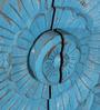 Phoenix Wardrobe in Blue Distress Finish by Bohemiana